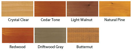 New Defy Color Choices For 2013 Defy Stain Help Tips And